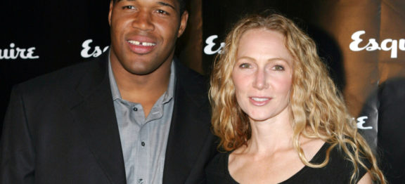 Michael Strahan in Court for Alleged Child Support Arrears